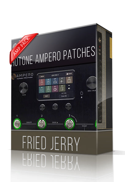 Fried Jerry Amp Pack for Hotone Ampero