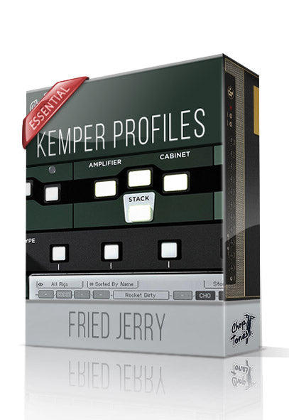 Fried Jerry Essential Profiles - ChopTones