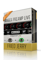 Fried Jerry vol.1 Studio Tone Capture for Mooer Preamp Live - ChopTones