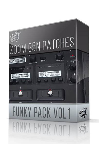 Funky Pack vol.1 for G5n - ChopTones