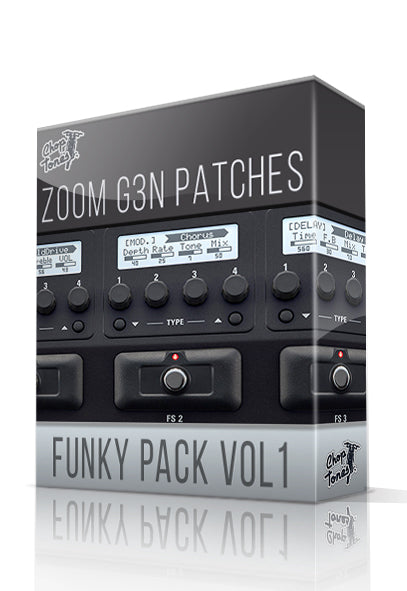 Funky Pack vol.1 for G3n/G3Xn - ChopTones