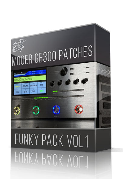 Funky Pack vol.1 for GE300 - ChopTones