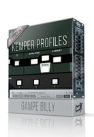 Gampe Billy Bass Kemper Profiles - ChopTones