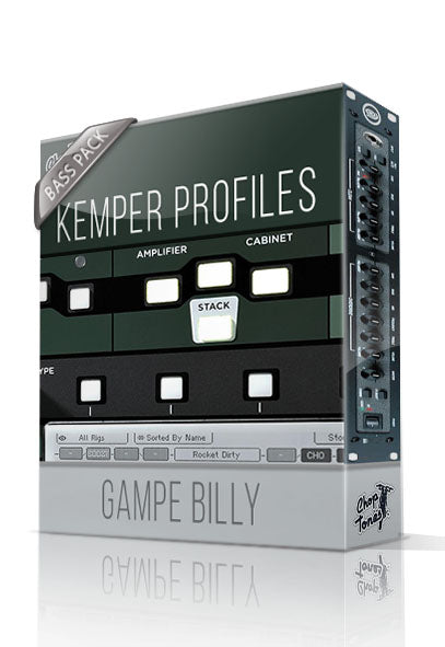 Gampe Billy Bass Kemper Profiles