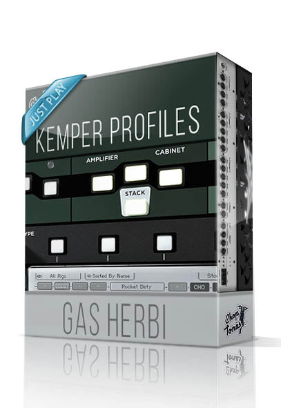 Gas Herbi Just Play Kemper Profiles - ChopTones