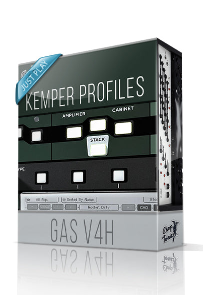 Gas V4H Just Play Kemper Profiles