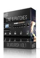 Gilmourish Vol.1 for POD HD Series - ChopTones