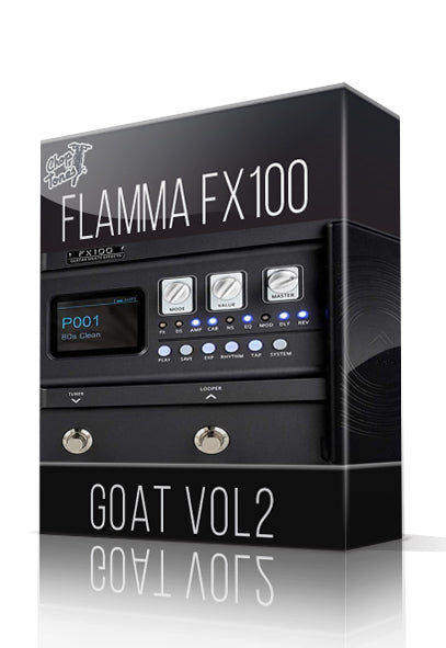 GOAT vol2 for FX100