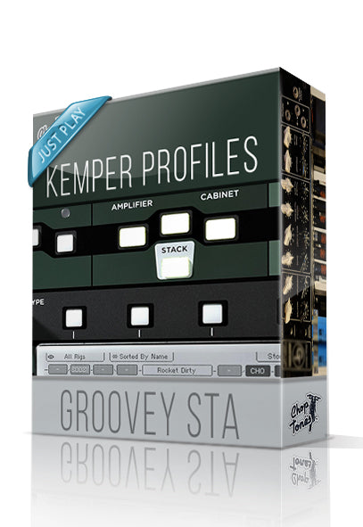 Groovey STA Just Play Kemper Profiles - ChopTones