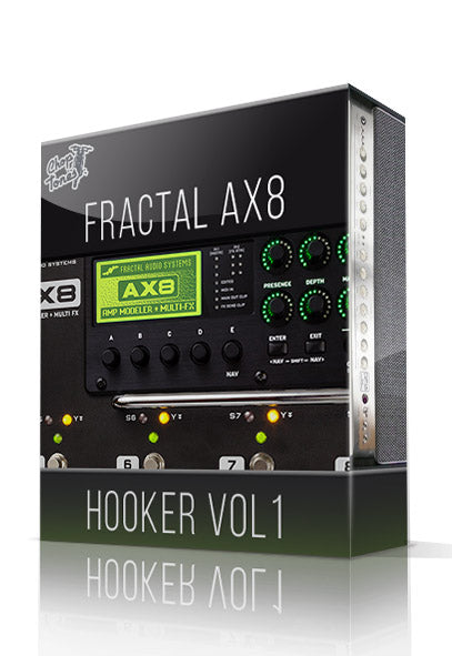 Hooker Vol.1 for AX8 - ChopTones