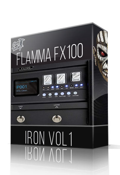 Iron vol1 for FX100