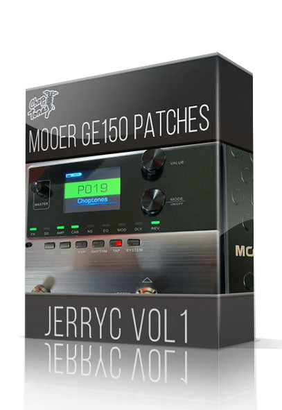 JerryC vol1 for GE150