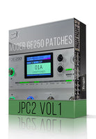JPC2 vol.1 for GE250