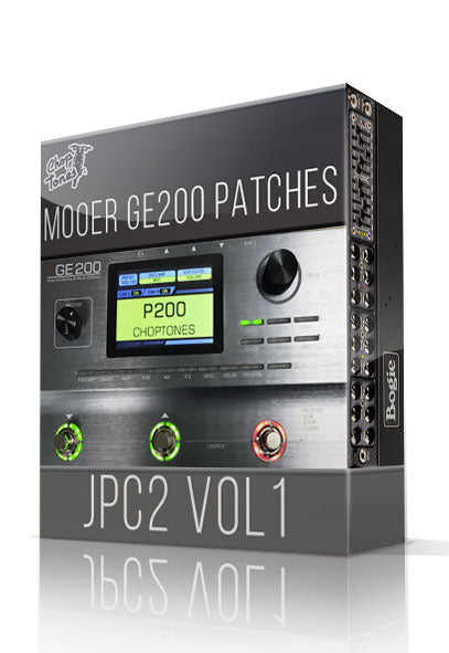 JPC2 vol.1 for GE200