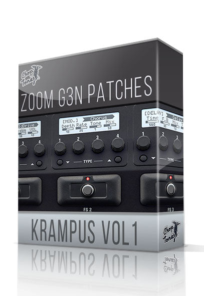 Krampus vol.1 for G3n/G3Xn