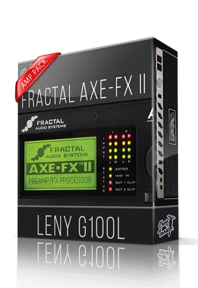 Leny G100L Amp Pack for AXE-FX II - ChopTones