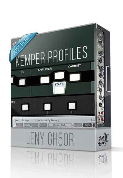 Leny 50R Just Play Kemper Profiles - ChopTones