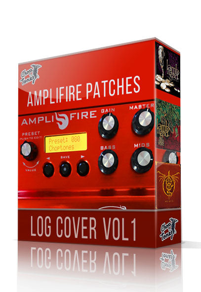 LOG Cover vol.1 for Atomic Amplifire