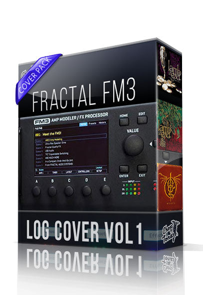 LOG Cover vol.1 for FM3