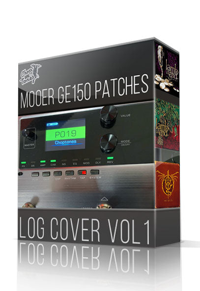 LOG Cover vol.1 for GE150