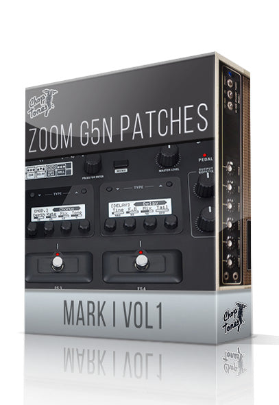 Mark I vol.1 for G5n - ChopTones