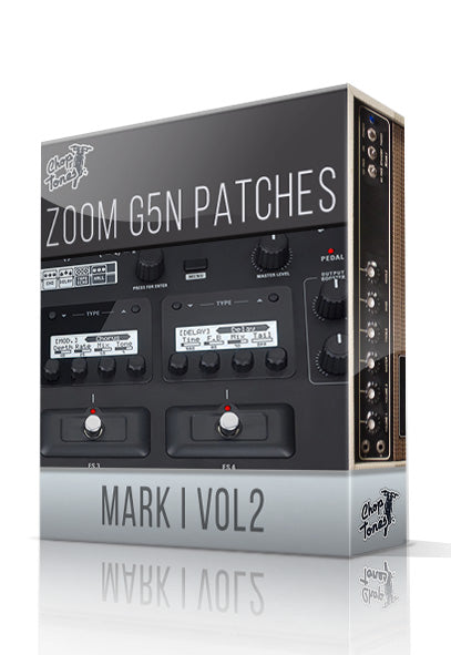 Mark I vol.2 for G5n - ChopTones