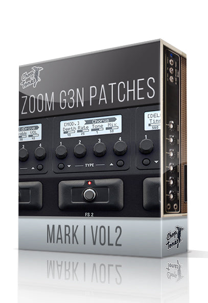 Mark I vol.2 for G3n/G3Xn - ChopTones
