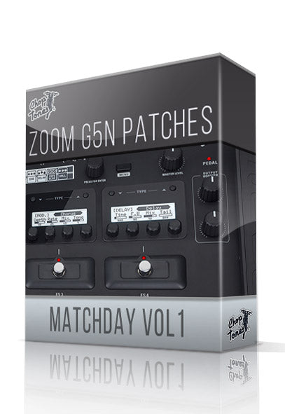 Matchday vol.1 for G5n