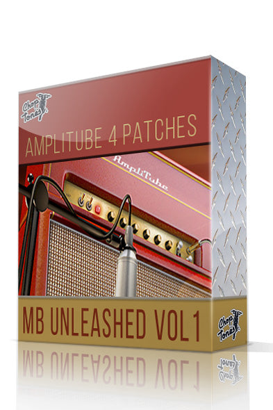 MB Unleashed Vol.1 for Amplitube 4 - ChopTones