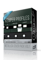 Metallica Cover Pack vol.1 Just Play Kemper Profiles - ChopTones