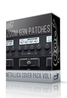 Metallica Cover Pack vol.1 for G3n/G3Xn