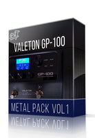 Metal Pack vol.1 for GP100