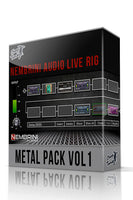 Metal Pack vol.1 for Live Rig
