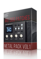 Metal Pack vol.1 for MG-300