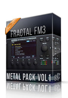 Metal Pack vol.1 for FM3