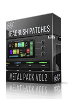 Metal Pack vol.2 for Headrush - ChopTones