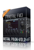 Metal Pack vol.2 for FM3