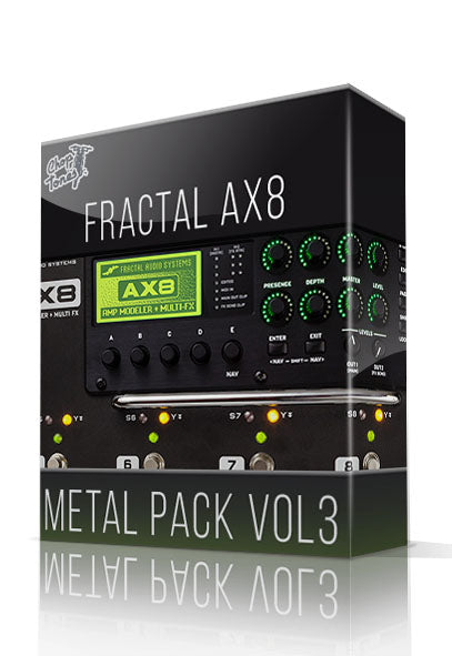 Metal Pack vol3 for AX8