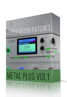 Metal Plus vol.1 for GE250