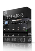 Metal Update Vol.1 for POD HD Series - ChopTones