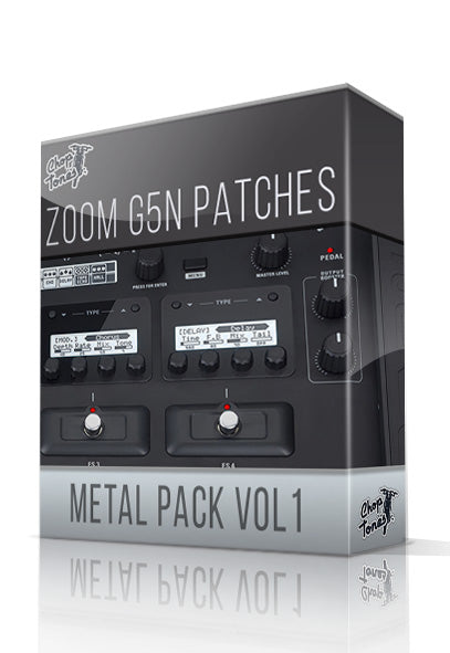 Metal Pack vol.1 for G5n