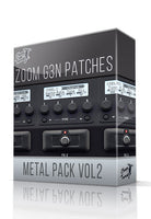 Metal Pack vol.2 for G3n/G3Xn - ChopTones