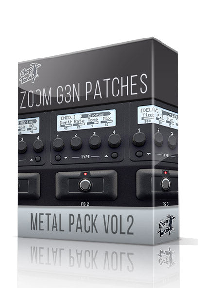 Metal Pack vol.2 for G3n/G3Xn