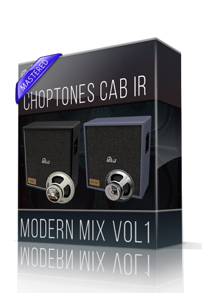 Modern Mix vol.1 Cabinet IR