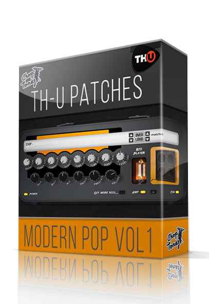 Modern Pop vol1 for Overloud TH-U