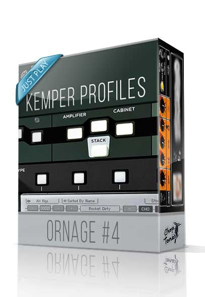 Ornage #4 Just Play Kemper Profiles