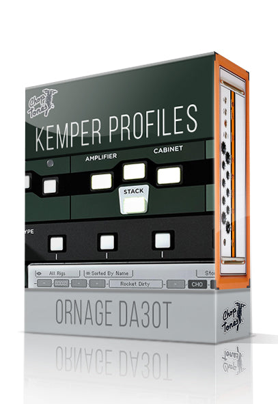 Ornage DA30T Kemper Profiles - ChopTones