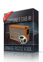 Ornage PC212 V30E Essential Cabinet IR - ChopTones
