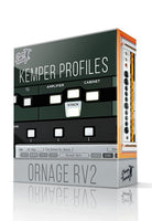 Ornage RV2 Kemper Profiles