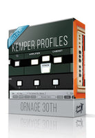 Ornage 30TH Just Play Kemper Profiles - ChopTones